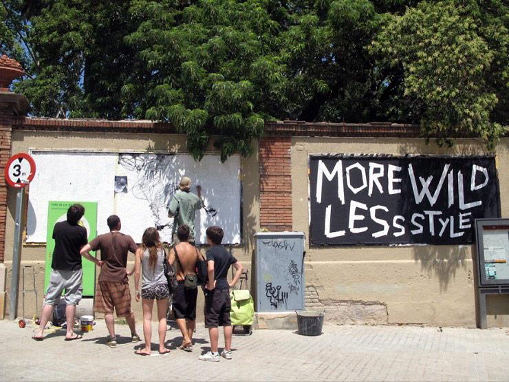 Murales: Convocatoria abierta