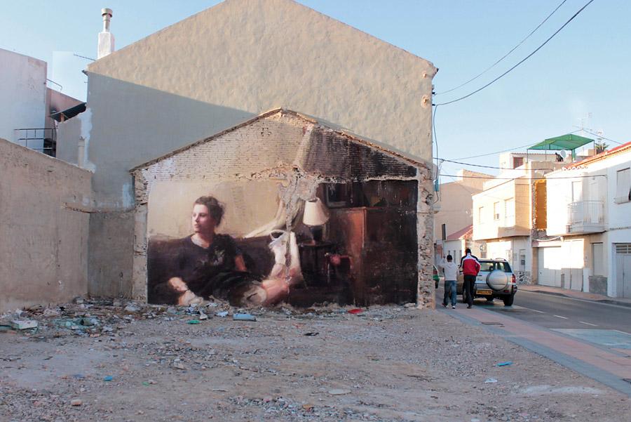 Taller de pintura mural